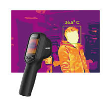Caméra portatif - Température corporelle
