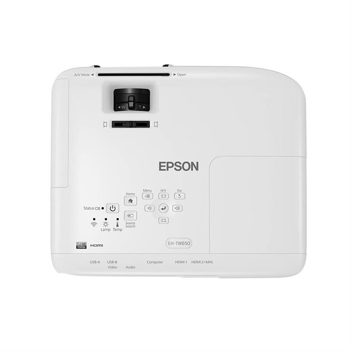 PROJECTEUR EPSON 3LCD, FULL HD, 3100 LM